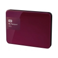WD My Passport Ultra 3TB ekstern USB3 - Red