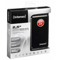 Intenso Memory Station 2,5'' 500GB USB2.0 Sort