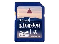 KINGSTON SDHCCard 16GB SDcard 2.0