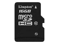 KINGSTON 16GB micro SDHC Card Class 10