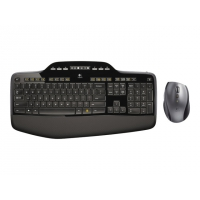 Logitech MK710 wireless desktop Nordic