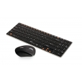 RAPOO 9060 2.4G Wireless Mouse + Keyboard Set