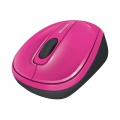 MS Wireless Mobile Mouse 3500 Pink