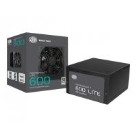 Cooler Master MasterWatt Lite 600W (80+)