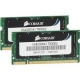 Corsair DDR2 PC800 4GB kit CL5.0 SO-DIMM