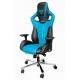 E-Blue Cobra Gaming Chair Black & Blue