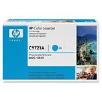 HP Cyan Laser Toner (C9721A / 641A)