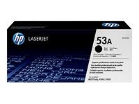 HP Black Laser Toner (Q7553A)