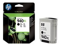 HP 940XL Black Inkjet Cartridge (C4906AE)