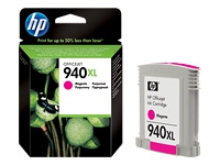 HP Magenta Inkjet Cartridge No.940XL (C4908AE)