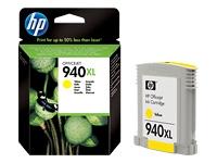 HP Yellow Inkjet Cartridge No.940XL (C4909AE)
