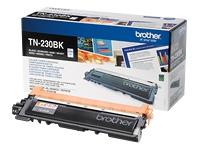BROTHER Black Laser Toner (TN230BK)
