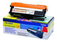 BROTHER Yellow Laser Toner (TN320Y)