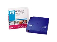 HP Ultrium Cartridge 200GB Tape Media