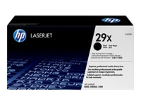 HP Toner black Ultraprecise HC HV