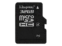KINGSTON 32GB microSDHC Class 4 SP