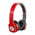 Noontec Zoro Fashion Hi-Fi Headphone Red