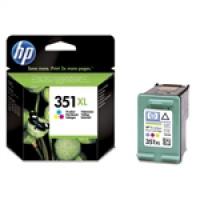 HP Color Inkjet Cartridge No.351XL (CB338EE)